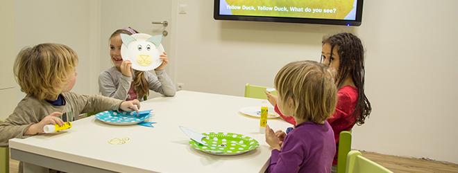 Učenje prek igre otroke pritegne.
