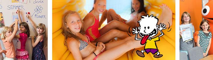 Poletne počitnice v Linguli