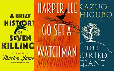 6 najbolj branih angleških knjig v letu 2015