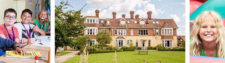 Šola se nahaja v prijaznem podeželskem mestu v vzhodni Angliji.