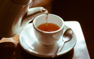 Čaj – britanski običaj