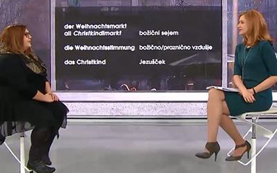 Nemščina na RTV SLO: Božični sejmi v Nemčiji in Avstriji