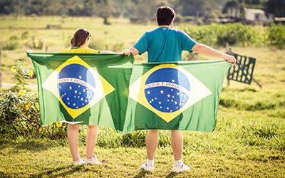 Pet razlogov za obisk Brazilije