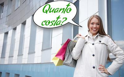 Italijanščina na RTV SLO: Nakupovanje oblačil