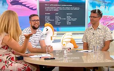 Grščina na RTV SLO: praktične fraze za dopust