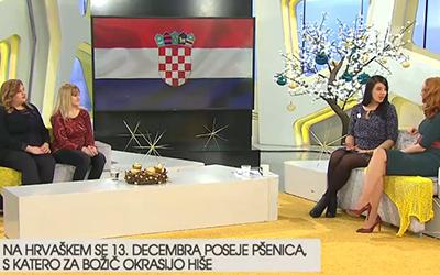 Hrvaščina na RTV SLO: Božične navade