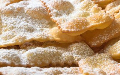 Chiacchiere – italijanski pustni flancati