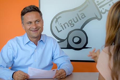 Spregovorite v Linguli.
