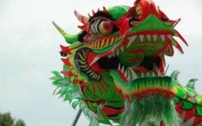 Kitajski pomladni prazniki