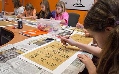 Zakaj učenje kitajščine za otroke?