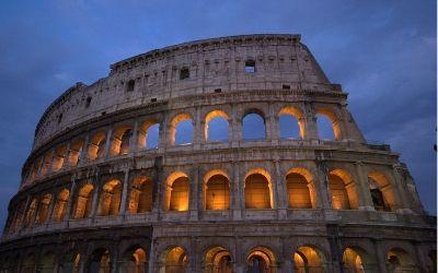 Kolosej v Rimu