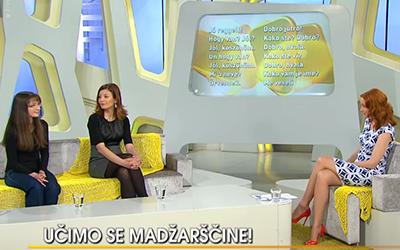 Madžarščina na RTV SLO: Praktične fraze