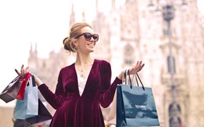 Nakupovanje oblačil v italijanščini