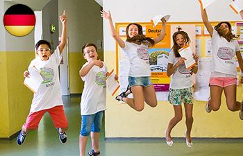 Tečaji nemščine v tujini za otroke