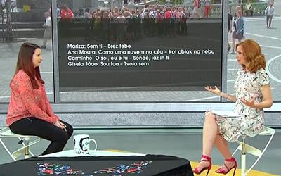 Portugalščina na RTV SLO: praktične fraze, Evrovizija ...