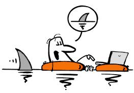 karikatura poslovna korespondenca
