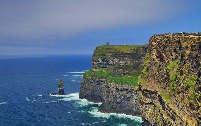 Zanimivosti irskih grofij, 1. del