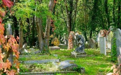 Obisk najlepših britanskih pokopališč