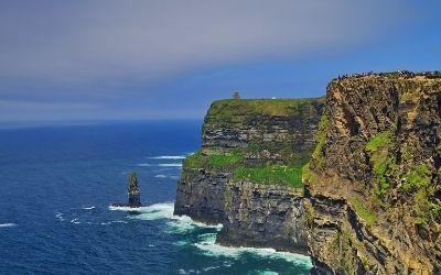Irske vasi duhov