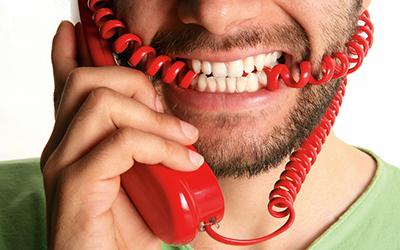 Ali tudi vi delate teh 6 napak pri telefoniranju?
