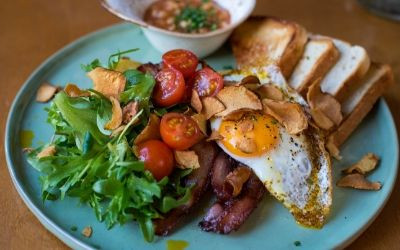 Zajtrk v Veliki Britaniji