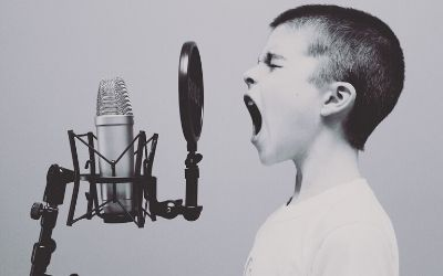 Učenje angleščine za otroke prek pesmi