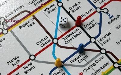 Nenavadna imena londonskih postaj podzemne železnice