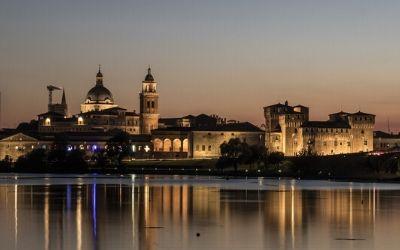 Mantova – italijanska renesančna Trnuljčica