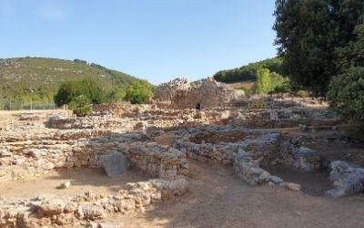 Sardinija – arheološki muzej pod odprtim nebom