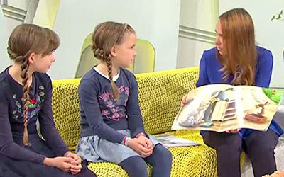 Tečaji za otroke na RTV SLO: Kako se z otrokom doma učimo angleško?