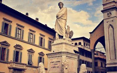 Dante Alighieri in zanimiva dejstva