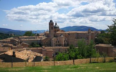 Urbino in njegove zanimivosti